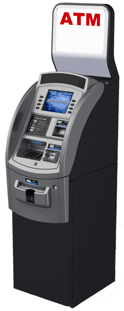 ATM Machines Business Location